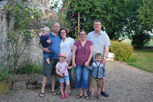 Les familles LUXFORD & DIXONS de ASHFORD (KENT) UK