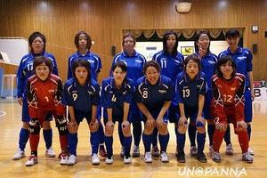 徳島県女子フットサル選抜