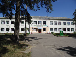 МБОУ СОШ №3 город Сельцо