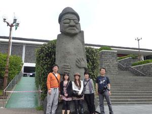 2010年5月4日済州島