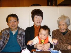 2011年12月31日 高須の寿司一貫