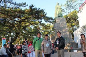 第一コンサルタンツトから矢田次長,筒井係長も参加した。