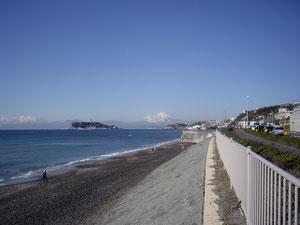 une des merveilleuses plages du Japon
