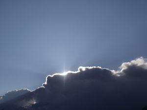 le ciel d'en Julio