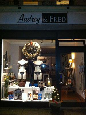 Audrey & Fred, Eppendorfer Weg 105, 20259 Hamburg