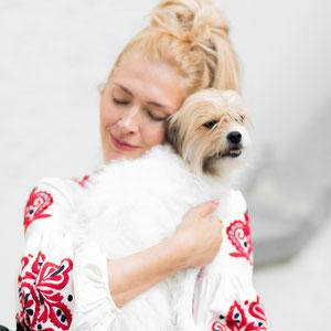 Susanna Suter Spiritual Coach Medium  Blogger Blog Spiritueller  Blog  #ichhabekeinezeit Hund Liebe