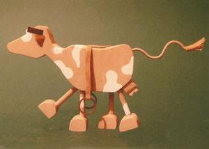 Modell Kuh