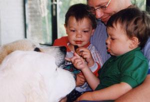 Kekse für die Kinder - Finger für die Hunde