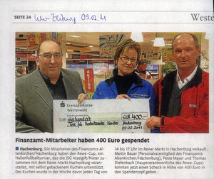 WW Zeitung, 09. Februar 2011