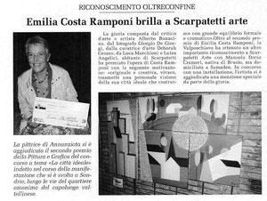 Il Grigione Italiano del 19.07.2012