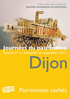 Mairie de Dijon Journées du Patrimoine 2012