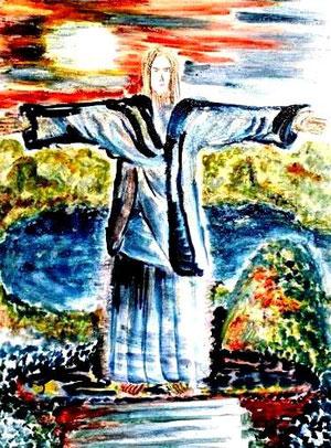 36 Rio de Janeiro - Christos jedes Ölbild mit Rahmen Grösse 58x78
