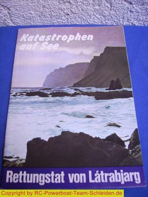 Rettungstat von Latrabjarg