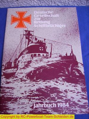 DGzRS Jahrbuch 1984