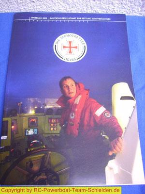 DGzRS Jahrbuch 2012