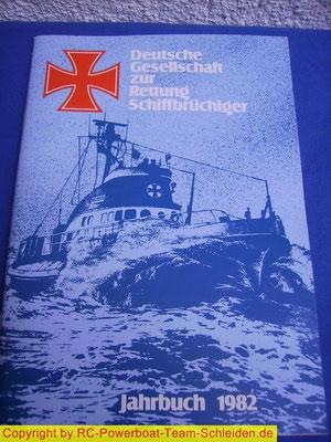 DGzRS Jahrbuch 1982