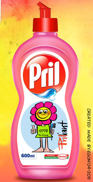 PRIL Wettbewerb Design