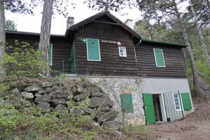 Die Roverhütte