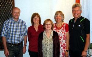 Vorstand der NABU-Gruppe Waldachtal