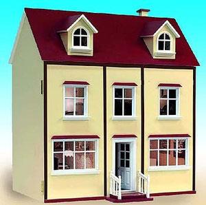 Puppenhaus, Papercraft