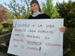 Anna aus Spanien/ from Spain