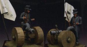 Il mio primo figurino - La battaglia di Gonzales - Alamo