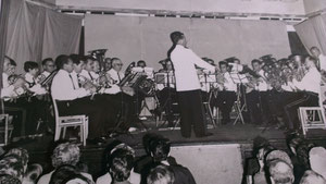 1967 First public Concert at the Modern school hall Market Rasen