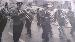 Marching Through Market Rasen Street's