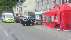 Le raid des moulins Quimperlé 2013