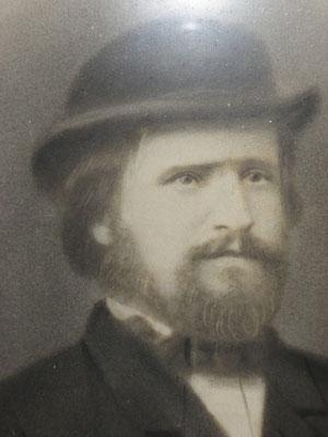 Le capitaine au long-cours Yves Floch 1837 1907 le père de mon  arrière-grand-père