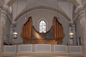 Walcker-Orgel in St. Peter