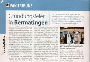 Löwen News 11, 2012/13