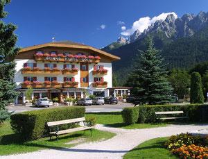 Unser***Hotel Sonne in Toblach