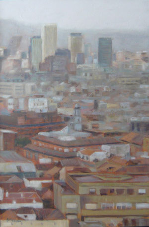 Vista desde el Círculo de Bellas Artes
