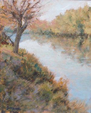 A la orilla del río Duero
