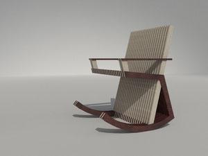 Mecedora M5/Rocking Chair M5