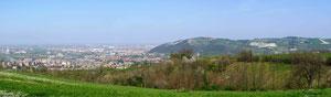 Panorama, la pianura Bolognese