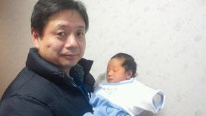 2013年2月20日生まれ