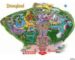 Disneyland Anaheim/Kalifornien