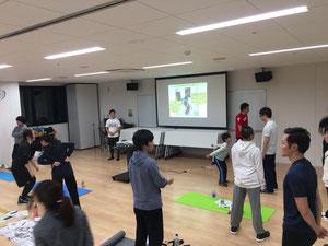 運動器官にトータルアプローチ! 体幹バランス調整導入プログラムセミナー