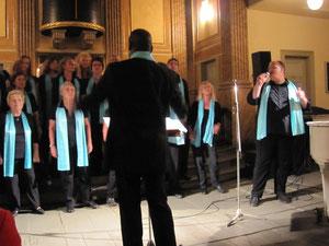 Gospelnacht in der St. Pauli- Kirche