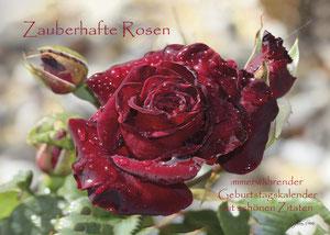 Rosen - immerwährender Geburtstagskalender