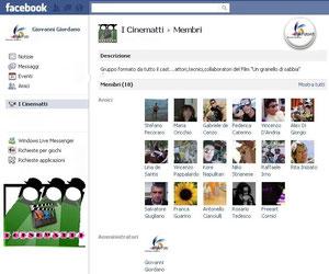 clicca x visitare il gruppo su Facebook