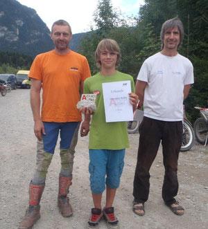 Gewinner Modern Gentleman, Image: Gewinner Twinshock Expert. Image: E. Diestinger