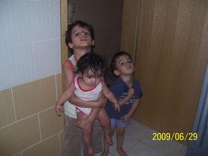 Samir, Abdullah & Sarah - 2009
