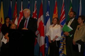 L'honorable Bob Rae, député libéral de Toronto-Centre et critique officiel des affaires étrangères
