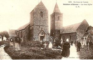 les deux églises