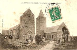 les deux églises avant 1921