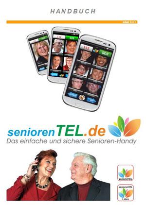 Hanbuch für die Apps von seniorenTEL.de