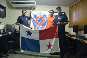Emilio, Daniel y Reynaldo
